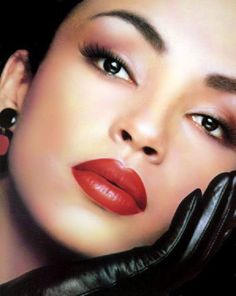 So beautiful. Sade.