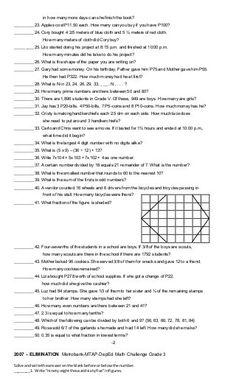 Math Challenge, Science Lessons, Grade 3, Mathematics, Hani, Popsicles, Worksheets, Prince, Math