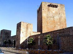 Castelo de Olivença. Espanha