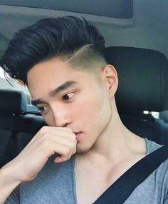 Japanese Mens Disconnected Undercut                                                                                                                                                     More