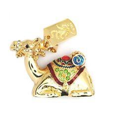 Pendrive Personalizado Joia - Camelo Árabe R$61.90