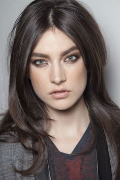Dark Ash Brown Hair Color Google Search