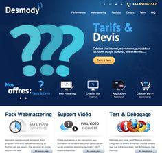 Tarifs & Devis chez Desmody