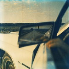 On The Road, photography by Neil Krug Film Polaroid, Polaroids, The Road, Road Photography, Photography Series, Inspiring Photography, Fashion Photography, Route 66, Roadtrip