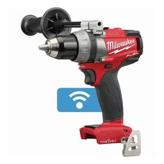 """Milwaukee 2705-20 M18 FUEL 1/2"""" Drill/Driver with ONE-KEY (Bare Tool)"""