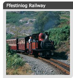 North Wales : Regions of Wales. Took a ride on this train.  stunning scenery