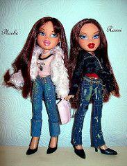 Bratz Girls, Brad And Angelina, 90s Childhood, Twins, Nostalgia, Barbie, Scene, Wonder Woman, Dolls