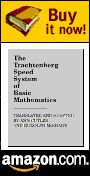 Trachtenberg Speed System of Basic Mathematics book at Amazon.com