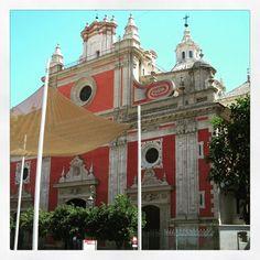 Iglesia del Salvador.Sevilla.Andalucia.España.........