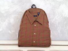 Backpack for men Boho backpack Gypsy Yoga Unisex by YouNeedEco