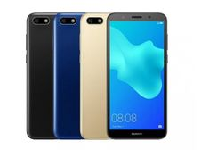 Huawei has recently launched a new budget smartphone dubbed the Huawei Y5 Prime (2018). The device is most likely going to have a price tag of somewhere around the $100 mark. The Huawei Y5 Prime is available in two variants - DRA-L02 and DRA-L22. The latter variant offers a dual SIM card support. It will also give you the ability to use two SIM cards and a micro SD card at the same time. #gadgets #Huawei #smartphones