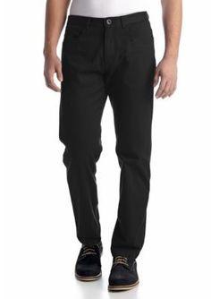Calvin Klein  Straight-Fit Calvary Twill Pants