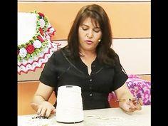 Tapete em relevo com Maria José | Vitrine do Artesanato na TV