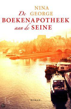Een Parijse boekhandelaar heeft in zijn boekenschip een literaire apotheek ingericht met allerlei soorten boeken voor allerlei kwalen.