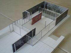 Image result for barcelona pavilion plan