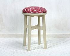 miniature stool for 16 scale dolls #furniturefordolls #barbiefurniture #dollfurniture #playscale #dolls #dollhouse