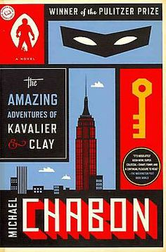My aunt gave me The Amazing Adventures of Kavalier & Clay by Michael Chabon because I loved Middlesex--she suggested it as another Pulitzer winner with a sweeping, multigenerational plot. Aside from satisfying my geeky side with the comics history, this book makes 1930s New York City seem utterly romantic and full of opportunity. [Natalie]