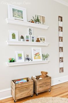 Our baby boy room ideas will turn your blank canvas into a nursery with personality.