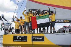 Volvo Ocean Race : Ian Walker offre l'édition 2014-2015 à Abu (...) - SeaSailSurf.com : L'actualité des sports de glisse #mer #voile #sport