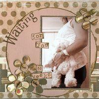 .Pregnancy scrapbook ideas