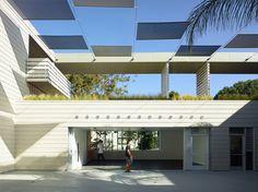 Galería - Edificio de Departamentos en Santa Monica / Brooks   Scarpa Architects - 21