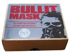 Mowing the lawn? Check out the bullit bandana mask! Motorcycle Gear, Bike, General Construction, Sand Painting, Lawn Mower, Atv, Bandana, Purpose, Pollen Allergies