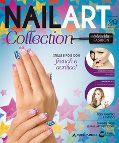 #nailart #edicola #collezione