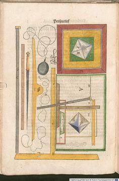 La perspectiva literaria del grabador alemán Johannes Lencker(1523, 1585). | Matemolivares