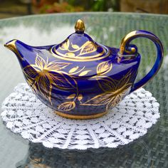 1950s Aladdin Teapot Arthur Wood Potteries Made in от Wicksteads