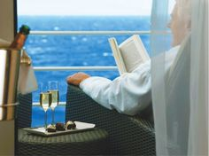 "It's not a fluke that Cruise Critic readers recently voted Oceania Cruises' Marina in the ""Best for Dining"" category among mid-size ships for Cruise Destinations, Amazing Destinations, Luxury Travel, Luxury Cruises, Upscale Restaurants, Cruise Critic, Luxury Accommodation, Cruise Travel, Romantic Getaways"