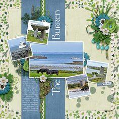 ScrapStory: Irlande 8 - Burren 2