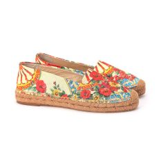 PRINTED LOAFER - Dolce & Gabbana - SHOES