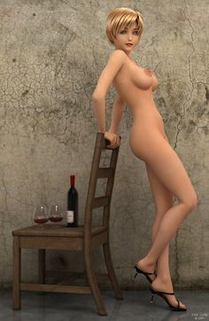 "At least somebody else here likes the wine. - Art by Peter Leong. - Board ""Art-Peter Leong"". -"