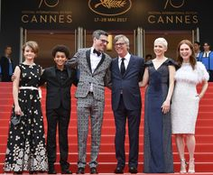 Wonderstruck Movie starts the competition at Festival de Cannes #Cannes70 #Cannes2017 #Cannes #4ChionStyle  #ASL Photo Credit Pascal Le Segretain/Getty Images Europe)