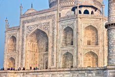 Taj Mahal info for kids