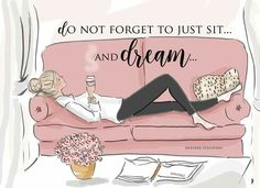 Woensdag 28 december 2016 * Rose Hill Designs by Heather Stillufsen Watercolor Wall, Rose Hill Designs, Printable Poster, Bd Art, Dream Wall, Cute Designs, Woman Quotes, Positive Quotes, Wall Art Prints