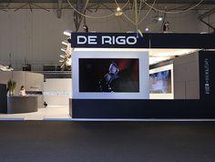 Stand De Rigo Vision at MIDO Milano Eyewear Show 2016