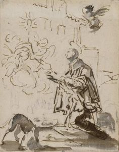 Giovanni Battista Tiepolo – San Pascual (1767)