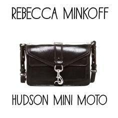 Rebecca Minkoff Handbag NWT Rebecca Minkoff Hudson Mini Moto Handbag  Color: Black  Gorgeous Handbag, just to big for my liking  Actual pictures of item coming soon  Trades PayPal  All offers considered through offer button.  Please be considerate when placing offers.  I purchased this item at full price and am losing money at current listing price.  Just trying to make some of my money back.  Rebecca Minkoff Bags