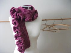 Neckwarmer by giZZdesign scarf rose by giZZdesign on Etsy, $22.00