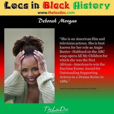 These locs belong to Debbi Morgan. Thank you Debbie Morgan for your contribution. ##nubian #melanin#blackhistorymonth #MelaninGoals#MenWithLocs #Blackentrepreneurs #blackhistory #LocNationTheMovement#starterlocs #naturalhair #reggae#womenwithlocs #Locs #locjourney#locstyles #naturalstyles #travelingstylist#naturalhairstyles #loctician #idonaturalhair #teamlocs #locjourney  #thelocdoc #locdoc #blackhistory36 #lifeisbeautiful #embraceyourjourney #positivevibes #allmychildren