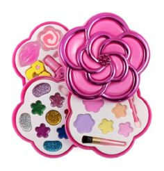 Love Girls Flower Shaped Cosmetics Play Set - Fashion Makeup Kit for Kids Cosmetics Set http://www.amazon.com/dp/B00K6MX720/ref=cm_sw_r_pi_dp_a4Ydvb1RAK09Z