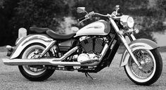 Honda Shadow Aero 1100