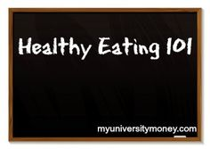 How to Eat Healthy in Colleges   My University Money