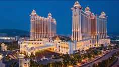 The Galaxy five star hotel Macau wins world casino award