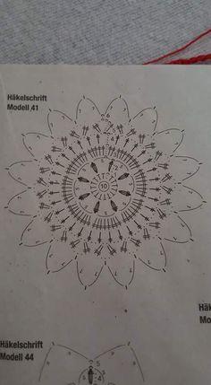… Crochet Snowflake Pattern, Crochet Snowflakes, Crochet Mandala, Crochet Art, Thread Crochet, Crochet Motif, Crochet Doilies, Crochet Flowers, Crochet Patterns