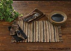 Tanner Chindi Rag Placemat Cream Tan Brown Chocolate Coun... http://www.amazon.com/dp/B00K1Q7DDU/ref=cm_sw_r_pi_dp_Bnrmxb0ZEVQB9