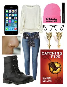 """""""Reading a Book on a Chilly Fall Day"""" by crazymofo4ever ❤ liked on Polyvore"""