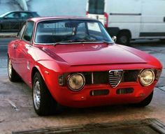 Alfa Romeo's Sports Sedan is a Future Classic: HagertyThe 2017 Alfa Romeo Giulia Quadrifoglio has Alfa Romeo Junior, Alfa Romeo Gta, Alfa Romeo Spider, Alfa Bertone, Alfa Alfa, Alfa Giulia, Small Luxury Cars, Best Muscle Cars, Sports Sedan