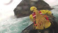 Adventurer Nick Hancock to set sail for 60 day Rockall attempt